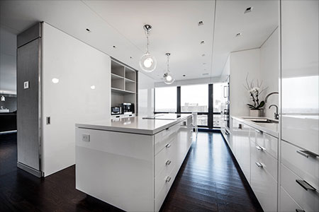 Condominium renovation Mont-Royal